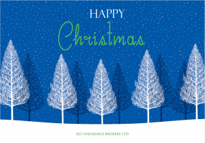 Merry Christmas from KLF Insurance Brokers