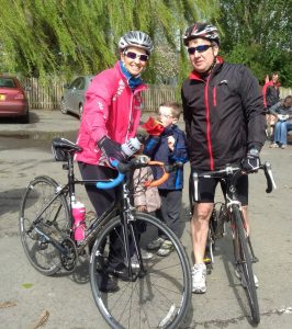 KLF Insurance Brokers support Cycling for Bryan