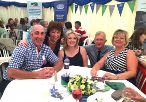 KLF Insurance Brokers Royal Welsh Lunch
